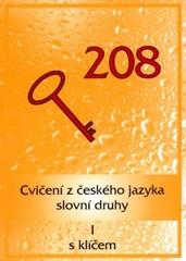 Cvičení z českého jazyka I - slovní druhy s klíčem