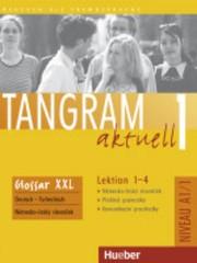 Tangram aktuell 1 (Lektion 1-4) Glossar Deutsch - Tschechisch