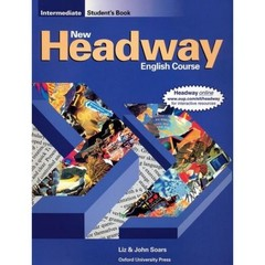 New Headway Intermediate - Student´s Book (učebnice)