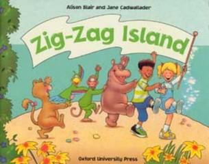 Zig-Zag Island - Classbook (učebnice)