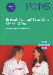 Gramatika...teď to zvládnu - Španělština + CD
