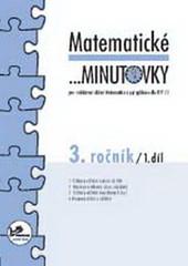 Matematické minutovky 3.r. - 1.díl