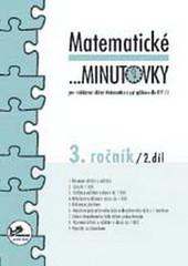 Matematické minutovky 3.r. - 2.díl