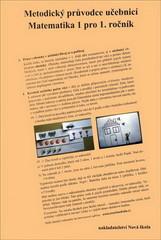 Matematika 1.r. - Metodický průvodce učebnicí