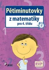 Pětiminutovky z matematiky pro 4.třídu