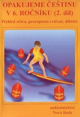 Opakujeme češtinu v 6.ročníku (2.díl)