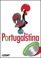 Portugalština - učebnice + audio CD (2 ks)