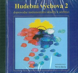 Hudební výchova 2.r. - audio CD