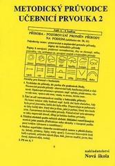 Prvouka 2.ročník - metodický průvodce učebnicí