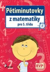 Pětiminutovky z matematiky pro 5.třídu