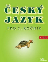 Český jazyk 5.r. 2.díl
