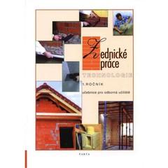 Zednické práce - technologie 1.ročník (učebnice pro odborná učiliště