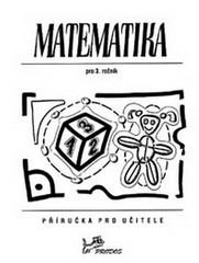 Matematika 3.r. příručka pro učitele