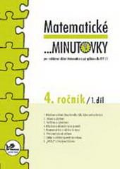Matematické minutovky 4.r. - 1.díl