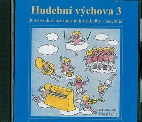 Hudební výchova 3.r. - audio CD