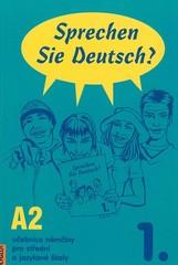 Sprechen Sie Deutsch ? 1 - učebnice