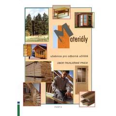 Materiály - obor Truhlářské práce (učebnice pro odborná učiliště)