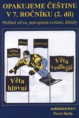 Opakujeme češtinu v 7.ročníku (2. díl)