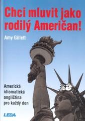 Chci mluvit jako rodilý Američan! - Americká idiomatická angličtina pro každý den
