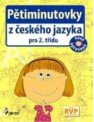 Pětiminutovky z českého jazyka pro 2.třídu