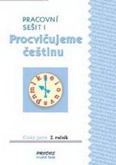Procvičujeme češtinu 2.r. - Pracovní sešit I