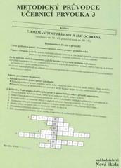 Prvouka 3.ročník - metodický průvodce učebnicí