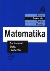 Matematika - Sekunda: Racionální čísla, procenta