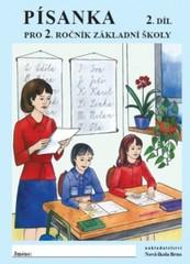 Písanka pro 2. ročník ZŠ 2.díl - Píšeme pro radost