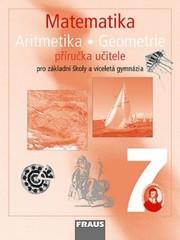 Matematika 7.r. ZŠ a VG - příručka učitele