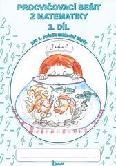 Procvičovací sešit z matematiky 1.r. 2.díl