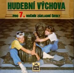 Hudební výchova 7.r. ZŠ - audio CD