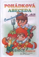 Omalovánka - Pohádková abeceda 2.díl
