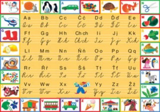 Psací písmo (nástěnná tabule)