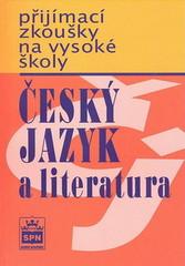 Přijímací zkoušky na VŠ - Český jazyk a literatura