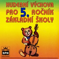 Hudební výchova 5.r. ZŠ - audio CD