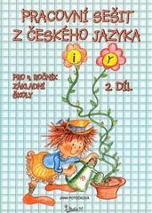 Český jazyk 4.ročník ZŠ - pracovní sešit 2.díl