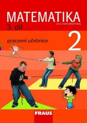 Matematika 2. r. ZŠ - 3. díl - pracovní učebnice