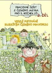 Český jazyk 5.ročník ZŠ - pracovní sešit 2.díl