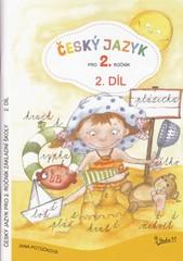Český jazyk 2.ročník ZŠ 2.díl