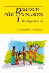 Deutsch fur Gymnasien 1 - učebnice