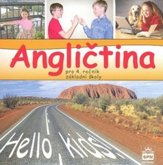 Angličtina 4.r. ZŠ - Hello,kids ! audio CD