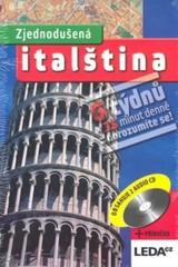 Zjednodušená italština (příručka + 2 audio CD)