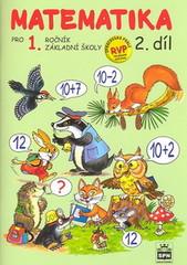 Matematika 1.r. ZŠ 2.díl (nová řada dle RVP)
