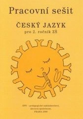 Český jazyk 2.r. ZŠ - pracovní sešit (nová řada dle RVP)