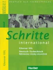 Schritte international 1 Glossar XXL Deutsch-Tschechisch (slovníček)