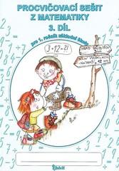 Procvičovací sešit z matematiky 1.r. 3.díl