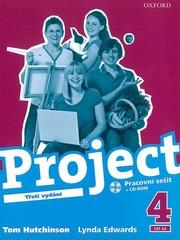 Project 4 Third Edition - Pracovní sešit + CD-ROM (třetí vydání)