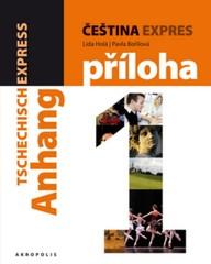 Čeština expres 1 (A1/1) - německá verze + CD