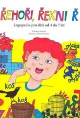 Řehoři, řekni Ř - Logopedie pro děti od 4 do 7 let