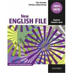 New English File Beginner - Students Book (učebnice)
